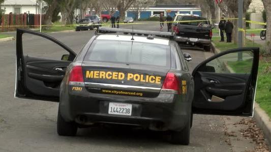 Merced Police File