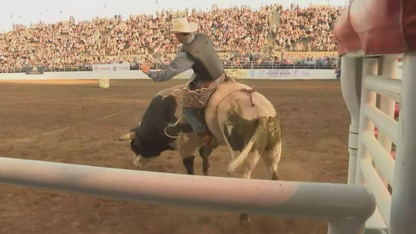 102nd Clovis Rodeo is underway_44250504-159532