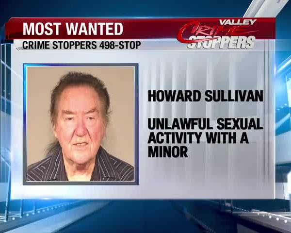 Crime Stoppers Most Wanted- Howard Sullivan_72682129-159532