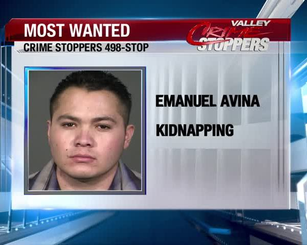Crime Stoppers Most Wanted- Emanuel Avina_12262964-159532