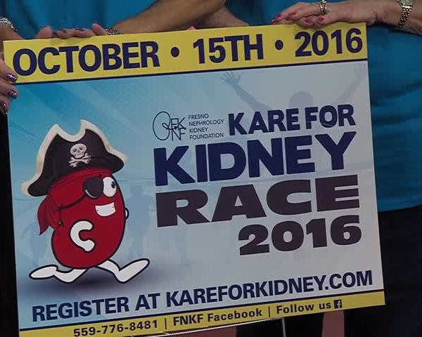 Kare for Kidney Race needs you