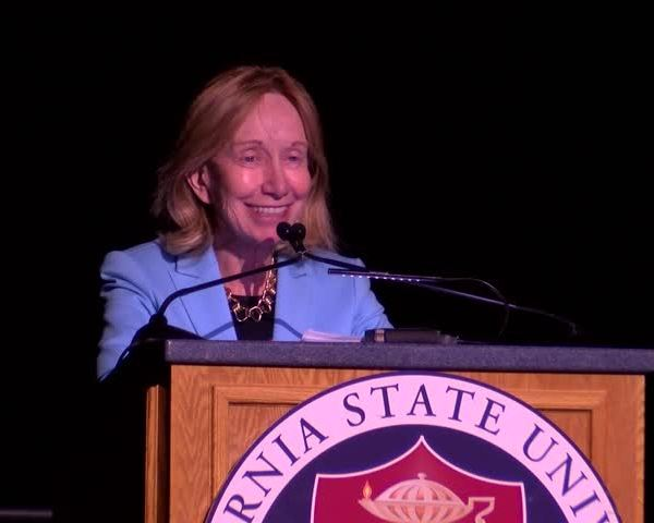 Presidential historian Doris Kearns Goodwin at Fresno State