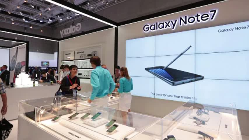 California class action lawsuit filed against Samsung