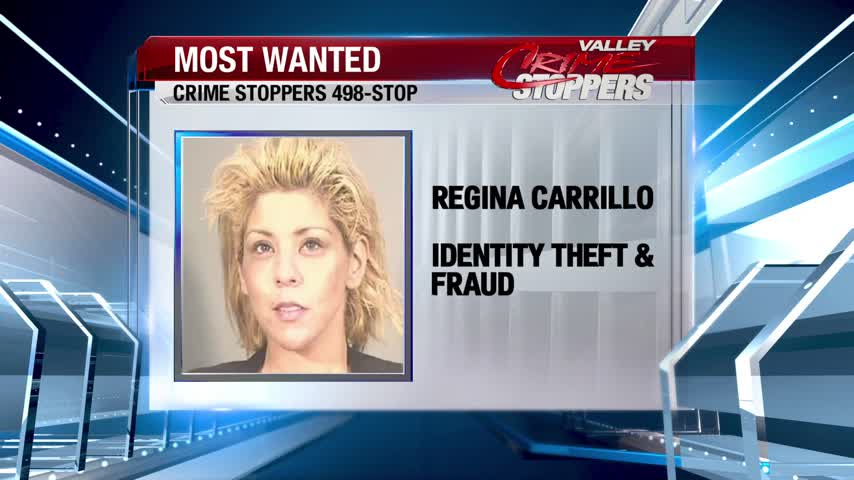 Crime Stoppers Most Wanted: Regina Carrillo