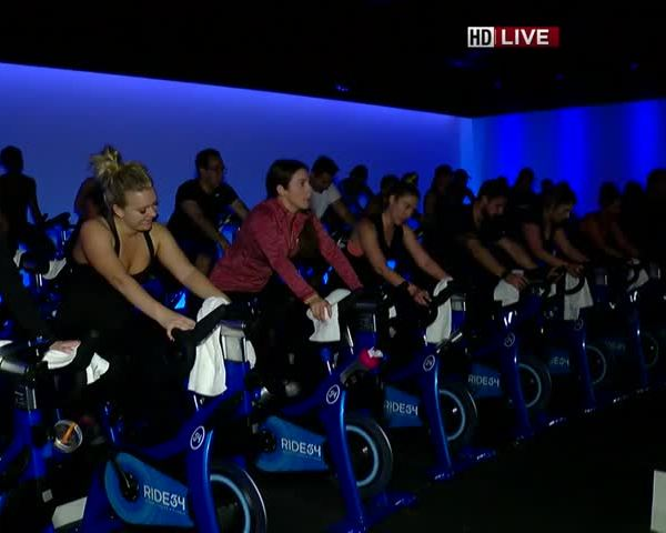 RIDE54 Indoor Cycling and Strength Training_72335224