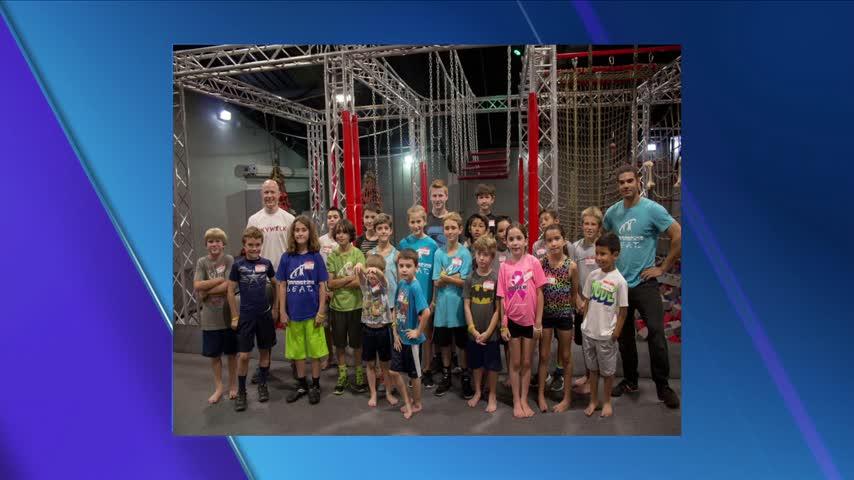 Gymnastics Beat Summer Camps_92409762