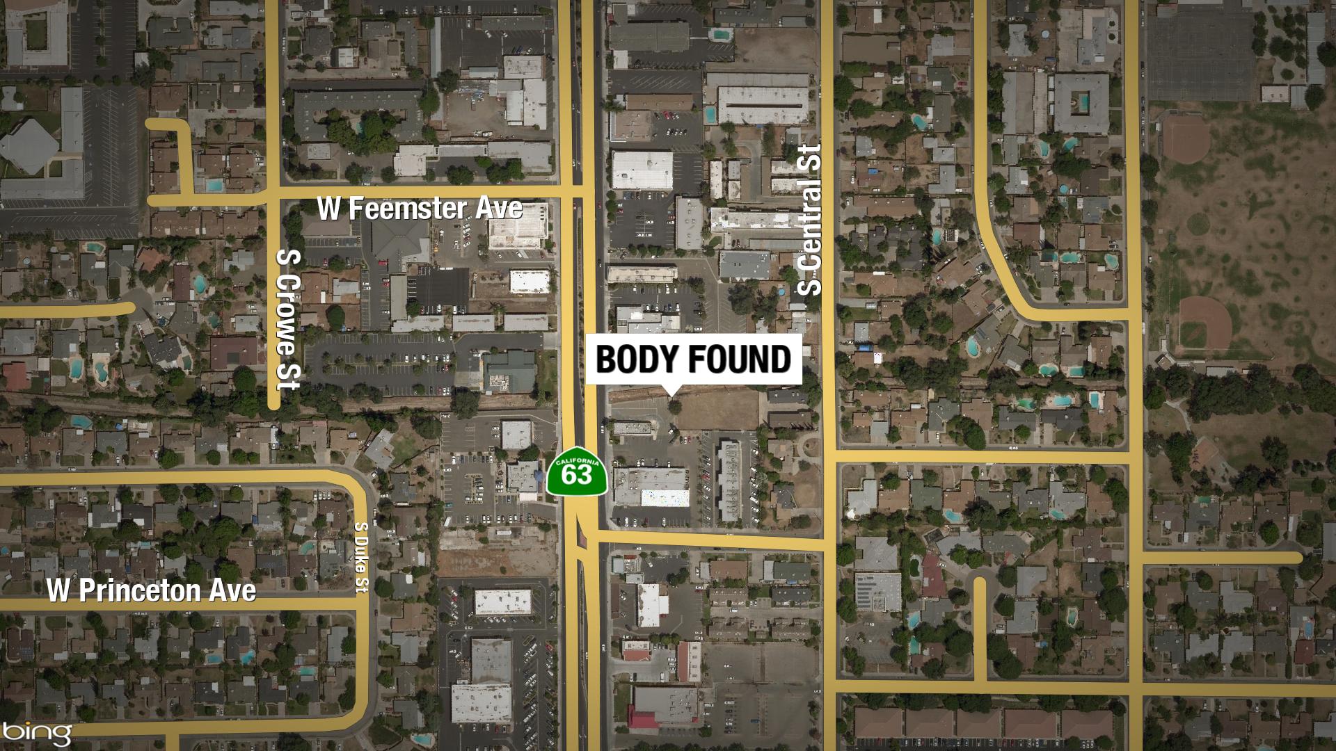 Woman found dead in Visalia on Friday morning identified