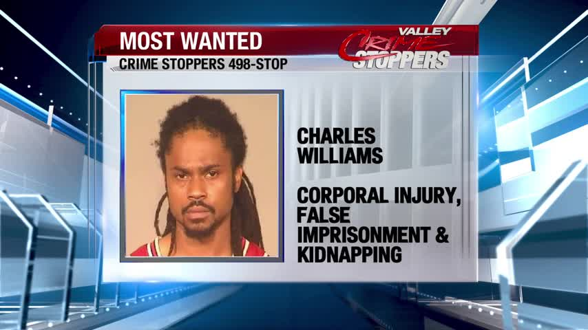 Crime Stoppers Most Wanted: Charles Williams