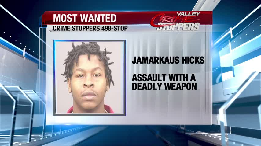 Crime Stoppers Most Wanted- Jamarkaus Hicks_39128858