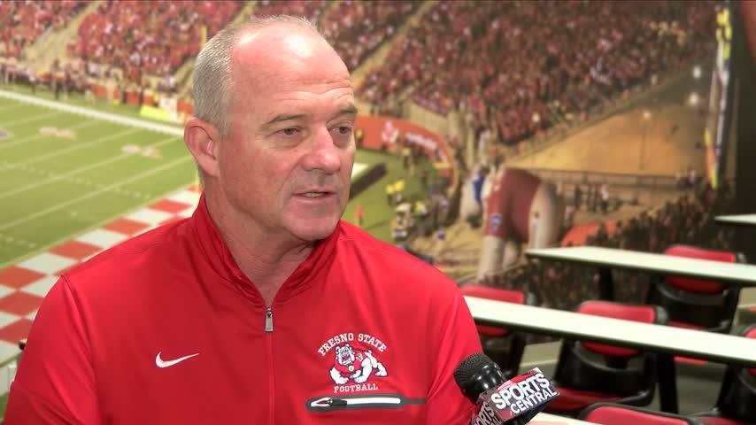 Coaches- Corner 10-15- Jeff Tedford on San Diego State_35201781