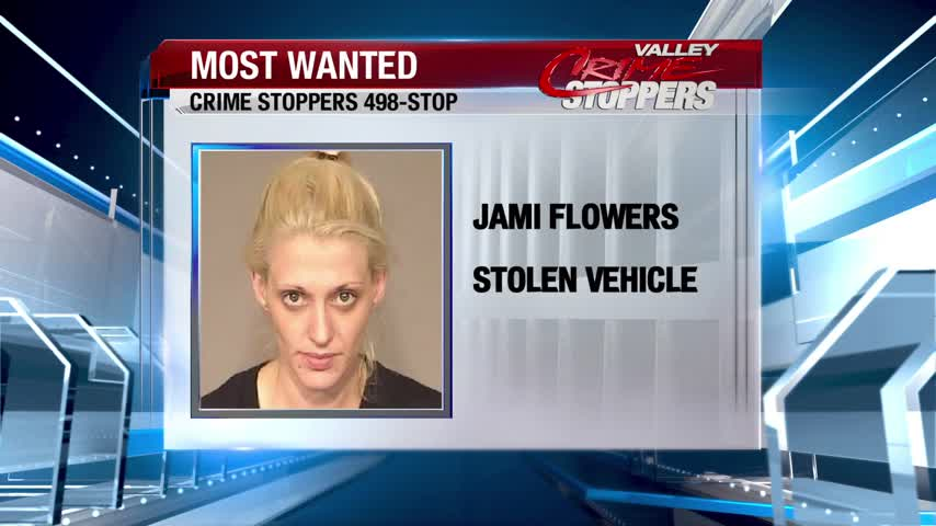 Crime Stoppers Most Wanted: Jami Flowers
