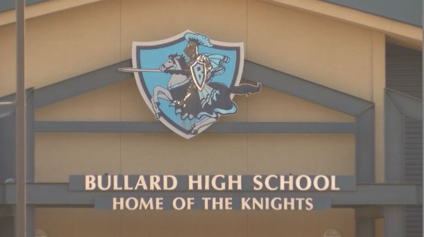 Parents hold meeting after Bullard High's marching band is banned from practicing on football field