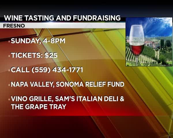 Local wine business to help wildfire victims