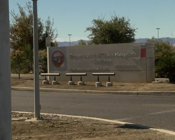 Coalinga State Hospital Patients May Be Responsible for Fail