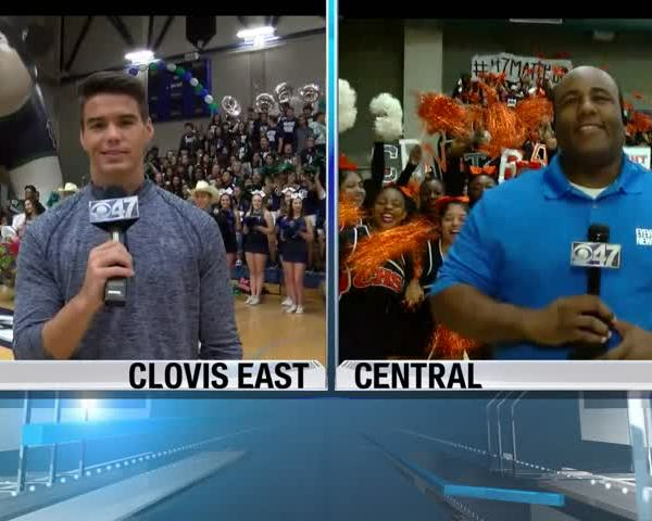 47Matchup: Clovis East vs Central HS