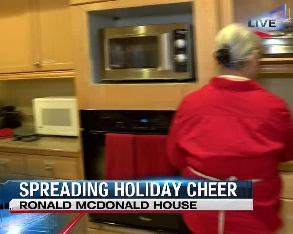 Ronald McDonald House T-Giving