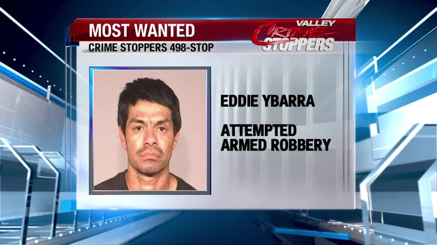 Crime Stoppers Most Wanted: Eddie Ybarra