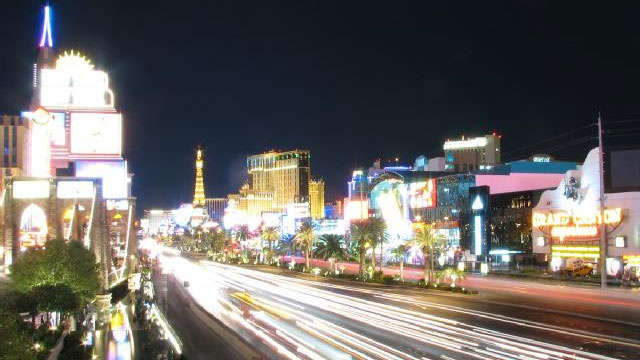Las Vegas strip at night_2928159838531876-159532