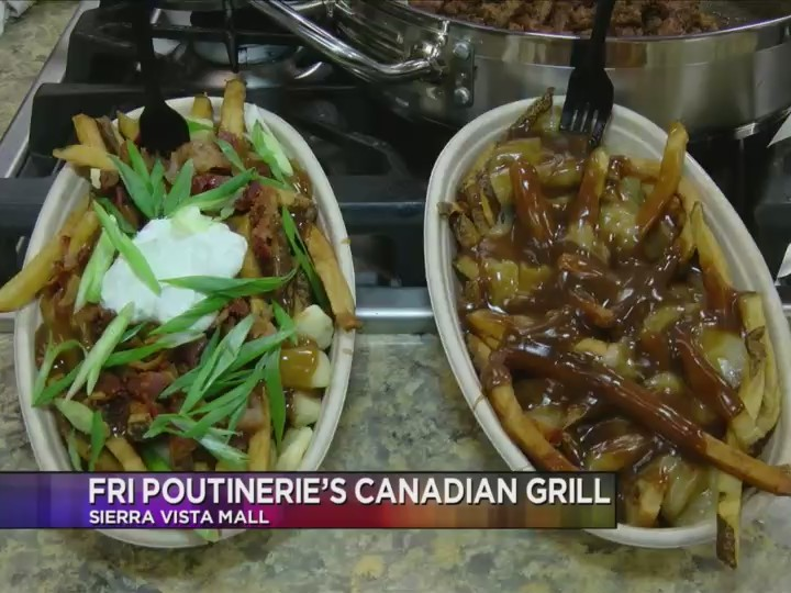 Poutine eating contest supports Special Olympics