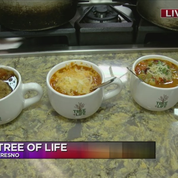 Soup with Tree of Life