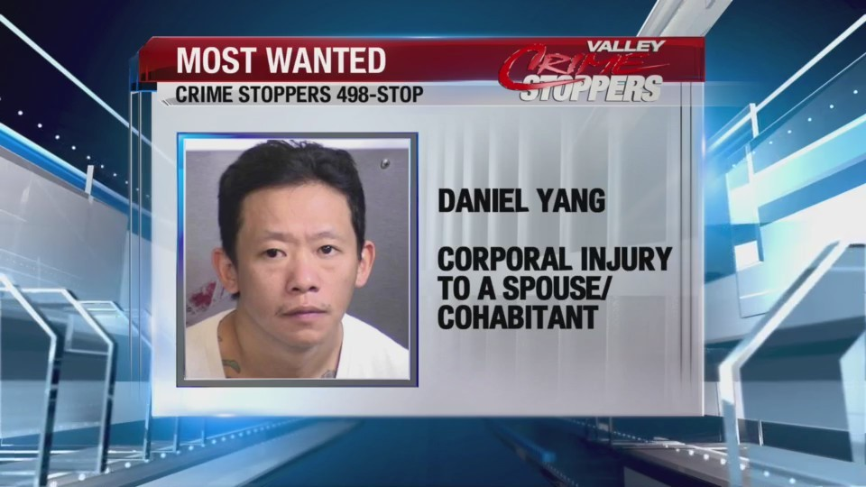 Crime Stoppers Most Wanted: Daniel Yang