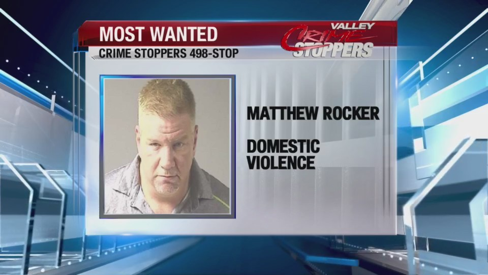 Crime Stoppers Most Wanted: Matthew Rocker