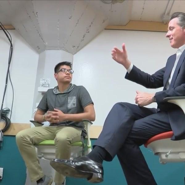 Gavin Newsom talks tech at Bitwise Industries