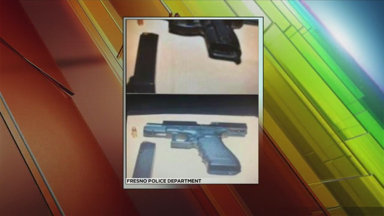 MAGEC arrests two gang members, armed with loaded guns, police say