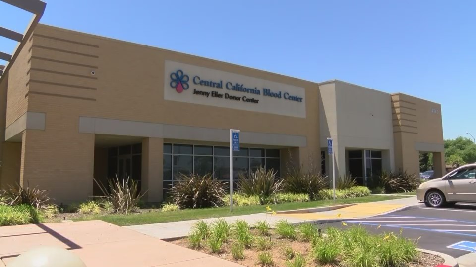 KSEE24 & CBS47 Partner with Central California Blood Center for Founder's Day of Caring