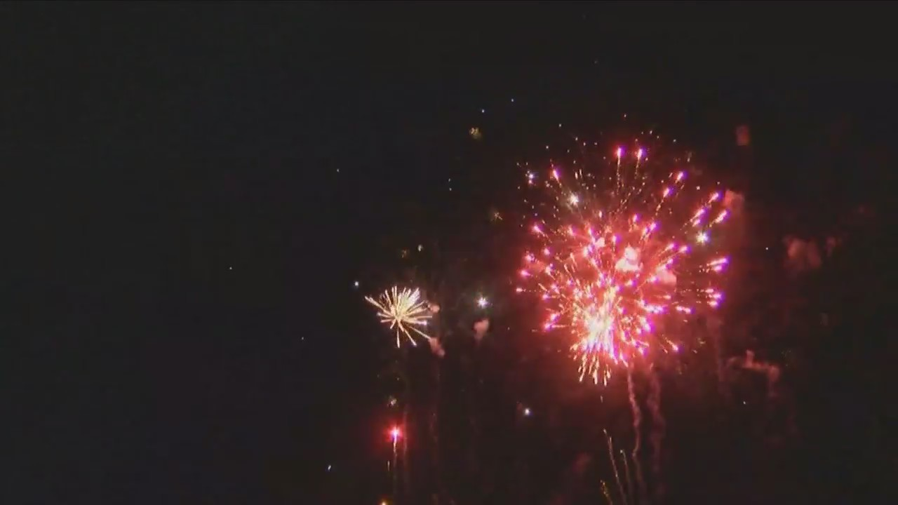 Fresno Independence Day fireworks shows