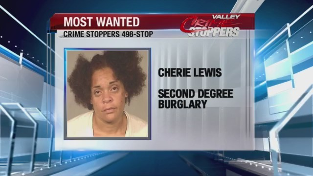 Crime Stoppers Most Wanted: Cherie Lewis