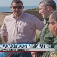Rep. Valadao tours border