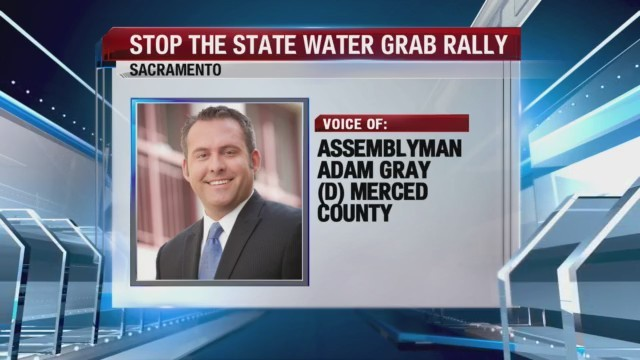 Water Rally at State Capitol