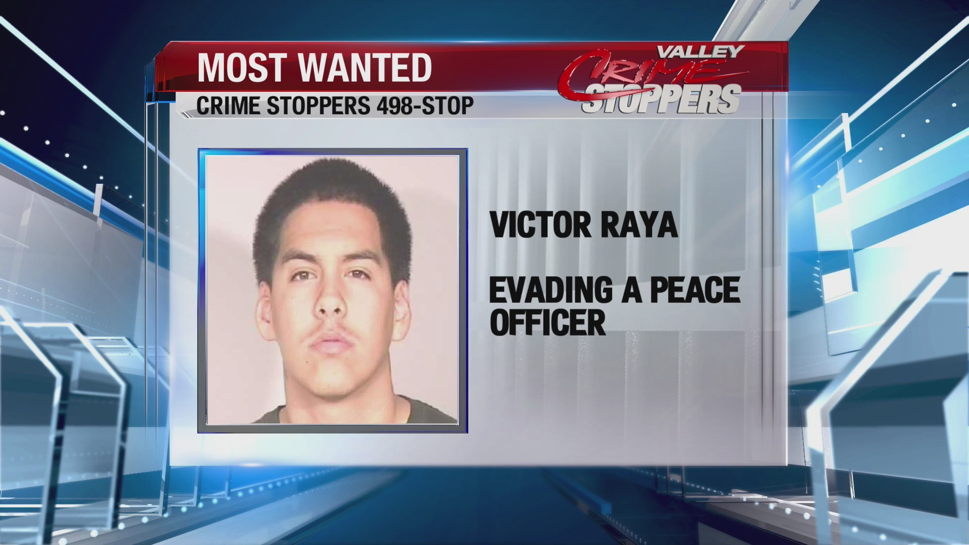 Crime Stoppers Most Wanted: Victor Raya