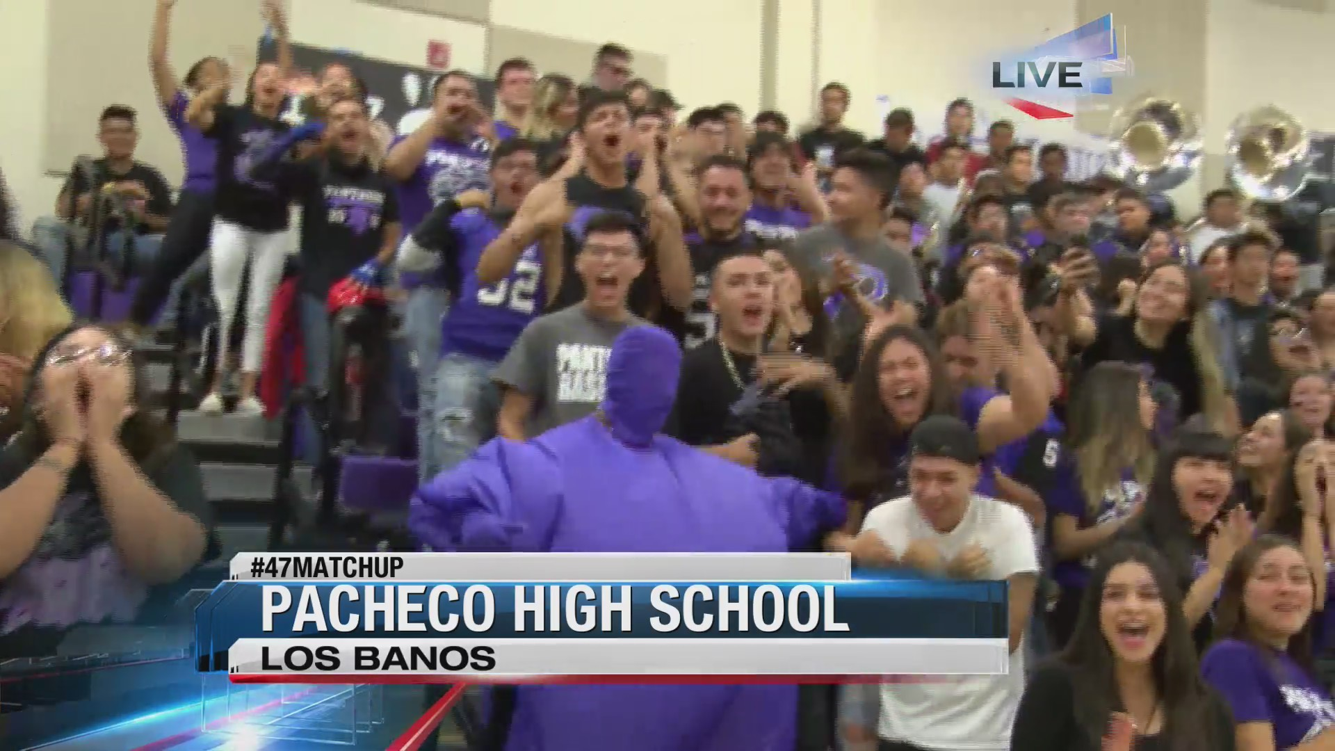 High school football preview at Pacheco high