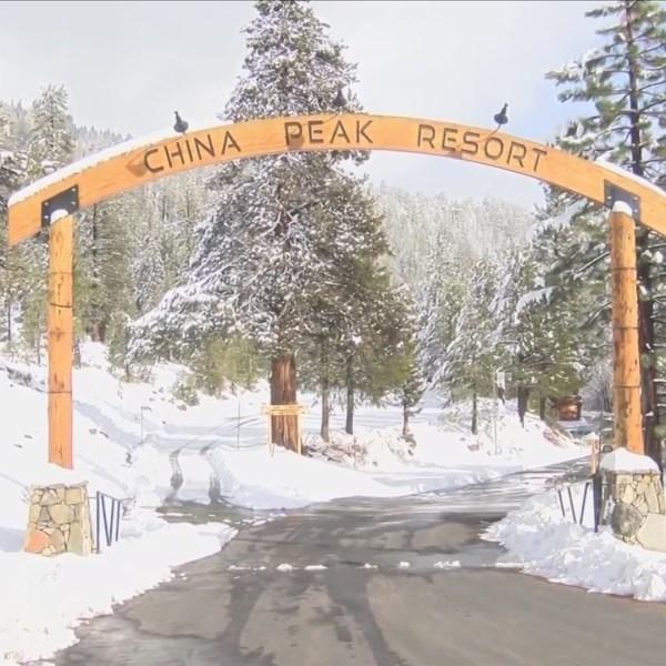 China Peak Ski Resort Opening This Weekend