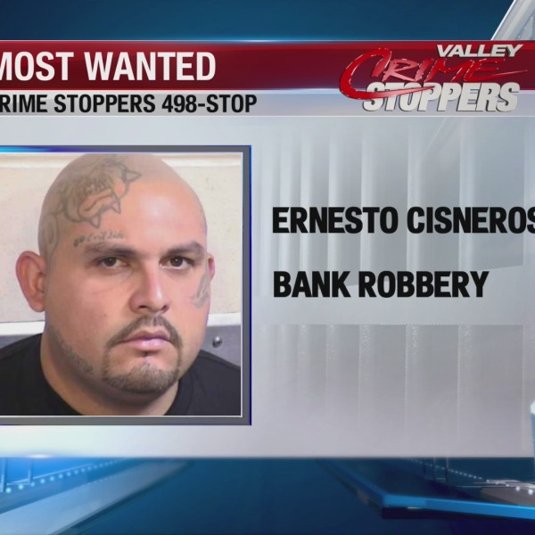Crime Stoppers Most Wanted: Ernesto Cisneros