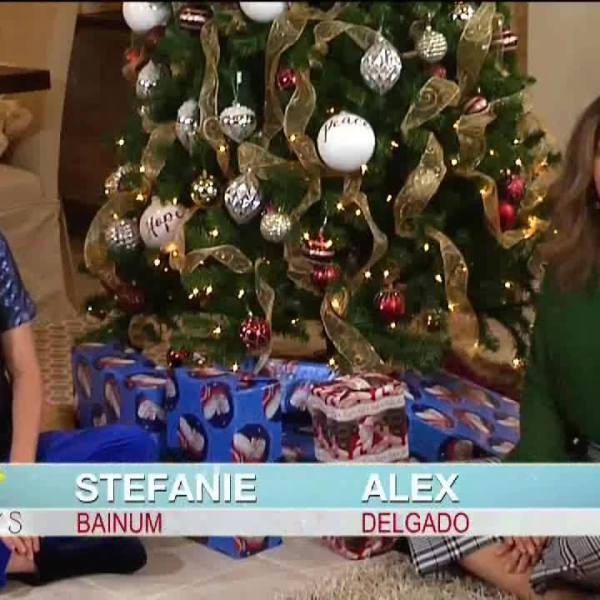 Home for the Holidays: Roxanne's Birkenstock In Fresno