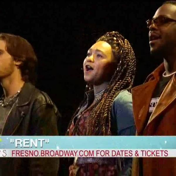 Home for the Holidays:  Broadway In Fresno, RENT 20th Anniversary Tour