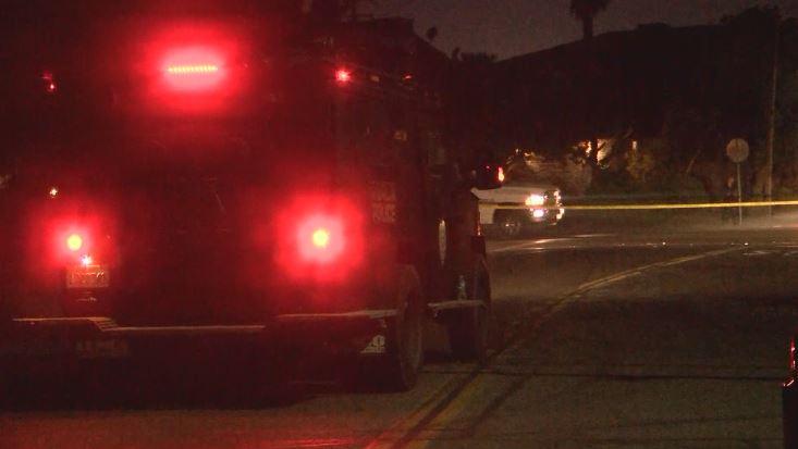 A man caused a disturbance at a marijuana dispensary, police