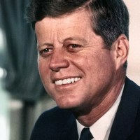 Today marks the 55th anniversary of John F. Kennedy's assassination