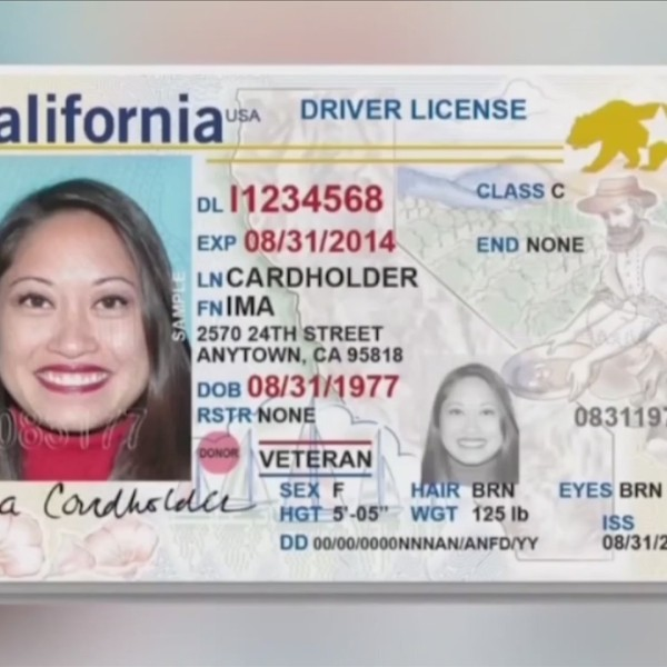 California gets extension for Real ID program