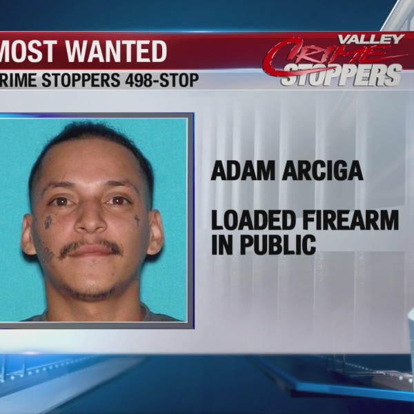Crime Stoppers Most Wanted: Adam Arciga