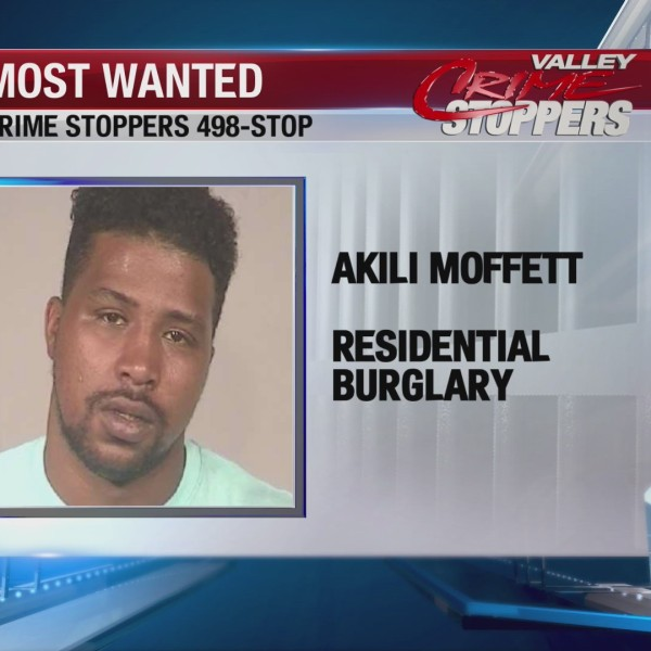Crime Stoppers Most Wanted: Akili Moffett