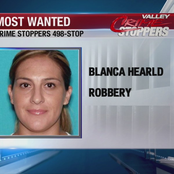 Crime Stoppers Most Wanted: Blanca Hearld