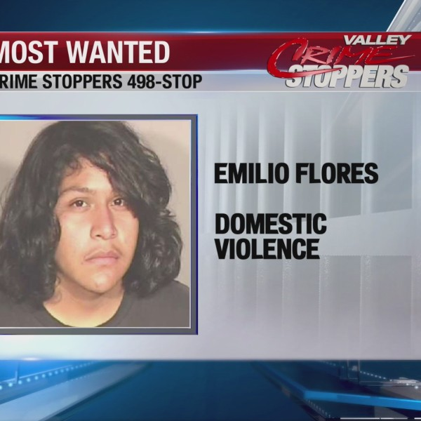 Crime Stoppers Most Wanted: Emilio Flores