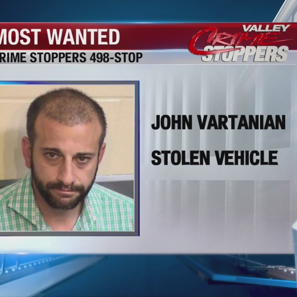 Crime Stoppers Most Wanted: John Vartanian