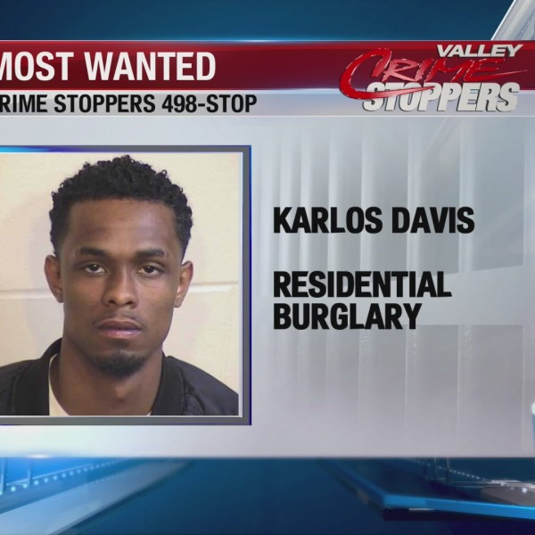 Crime Stoppers Most Wanted: Karlos Davis