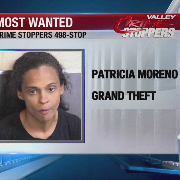 Crime Stoppers Most Wanted: Patricia Moreno