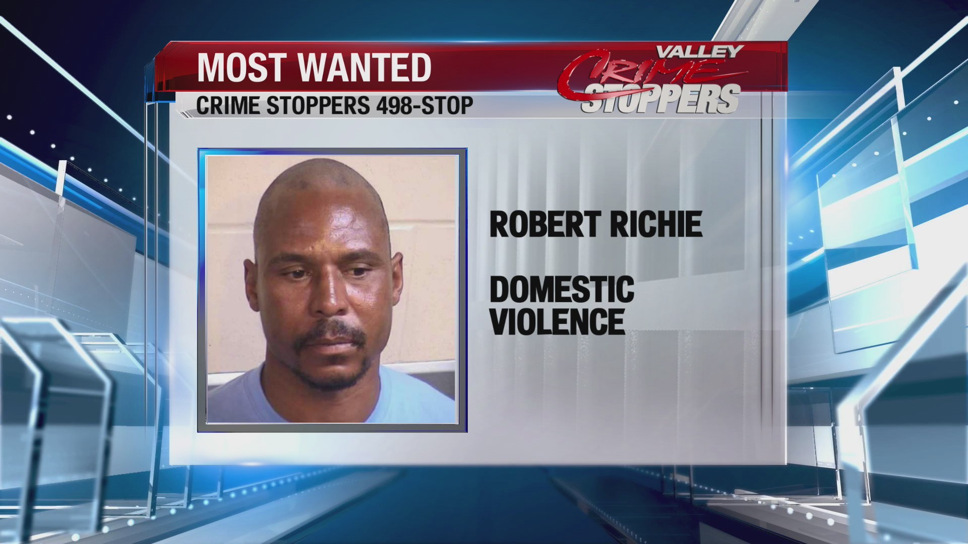 Crime Stoppers Most Wanted: Robert Richie